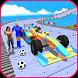 Superheroes Fury Formula Racing by We Play Studio