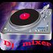 dj music mp3 - virtual dj songs , sound mixer by alex xwan