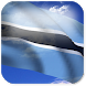 3D Botswana Flag + by App4Joy