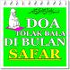 Kumpulan Doa Tolak Bala Di Bulan Safar by Doa Dan Usaha