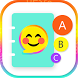 Emoji Contacts - Emoji Photo Phonebook Manager by Resendesruli