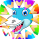 Kids Dinosaurs Coloring Books by himanshu shah