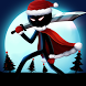 Stickman Ghost: Ninja Warrior by Unimob