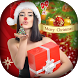Merry Christmas Photo Sticker 2018 by Universal Technology