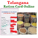 Search Online TS Ration Card by SS App Needs