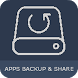 Apps Backup & Share by Akshat Bhanchawat
