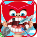 Girl baby Dentist Salon Masks game by highLandgames