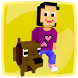Girls Craft Cute Dogs And Cats by Klimko - Pendu L'impiccato Hangman Free Quiz Games