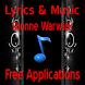 Lyrics Music Dionne Warwick by Arifzaenal