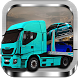 Car Transport Trailer Truck 3D by Black Arrow