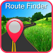 GPS Tracker Route Finder And GPS Navigation