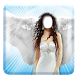 Angel Wings Photo Montage by Fashion Photo Montage