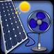 Solar Fast Charging Fan Prank by DigitalArt