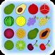 Fruit Memory Game For Kids by Panus Lothong