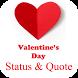 Latest Valentine Day Status 2018 by Hindi Fun Zone