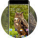 Theme for Lava Iris Fuel 25 Owl Wallpaper by Theme master