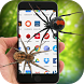 Spider on Screen Funny Prank by Alex Sparrows Apps