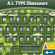 A.I. Type Dinosaurs א by Themes for A.I. Type