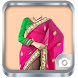Woman Saree Photo Maker by aparna deshpaande