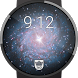 Glorious Galaxy Watch Face by Watch Faces 360