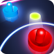 Air Hockey by Glow Air Hockey Soccer
