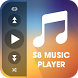 Music Player Style Samsung S8 - S8 Music Player by Hoang Dung Studio