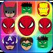 Super Hero Matching by jitrada appdev