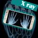 X-Ray Camera Scanner Joke
