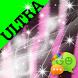 Ultra Cute Pink Zebra Theme by Jellytap