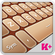 Keyboard Plus Gingerbread by thememasters