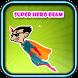 Super Hero Beam subway by bluezone