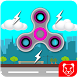 Fidget Spinner : Hand Spinner Simulator by Panther Game Tech