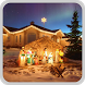 Christmas crib wallpaper 1 by Dream i Apps