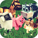 Animals Craft: Block World Exploration & Design by Fat Lion Games: Crafting & Building Adventure