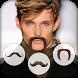 Man Mustache Photo Edito by Photo Editor Studio Apps
