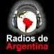 Radios de Argentina by ernesapp