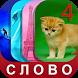 4 фотки 1 слово на русском 2 by Polza Apps