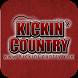 Kickin' Country Radio by ViaStreaming.com