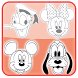 Learn How to Draw Mickey Mouse by Angsa Studio