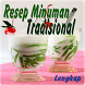 Resep Minuman Tradisional Free by little Studio
