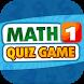 Math 1 Quiz Game by Quiz Corner