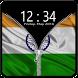 ध्वज जिप लॉक भारतीय स्वतंत्रता by Ultra Zero Studio