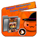 Happy Halloween Video Maker With Music 2017 by GIF Tidez Labs