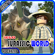 Clips & Trick Lego Jurassic World by Lockend Dev