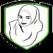Idea of Hijab Design Sketch by jutawanandroid