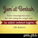 Berkah Hari Jumat by Arba_Studio