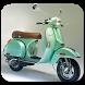 Modifikasi Motor Vespa by Salwa Studio