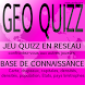 Geo Quizz - Géographie et jeu by Emmanuel CADET