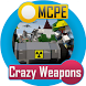 Crazy Weapons Mod by Rachane 4PM