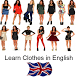 Learn Clothes in English by Muratos Games